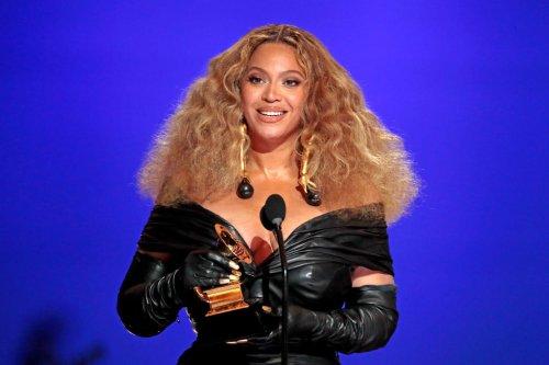 Beyoncé's White Area Suit Is Next Level DRIP