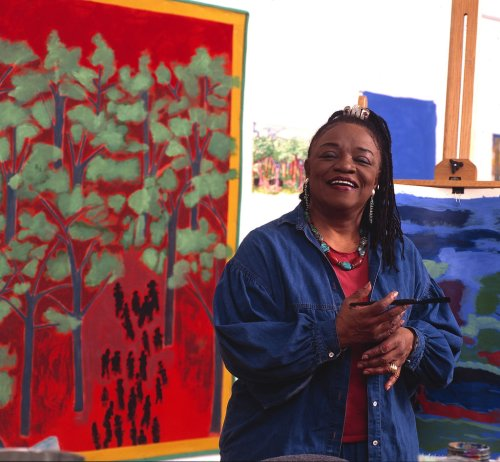 WHM: These 5 Black Women Artists Empowered The Culture With Their Art