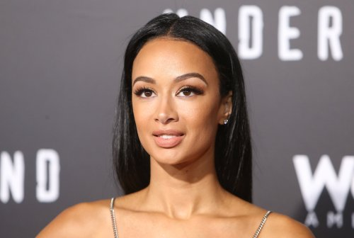Draya Michele Sets The Internet Ablaze In A 'Barely There' Chain Skirt For Drake's Narcos Themed Birthday