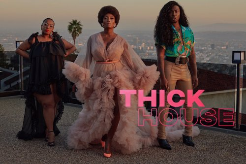 Watch Toccara Host TSR's New Plus-Size Model Competition 'Thick House'