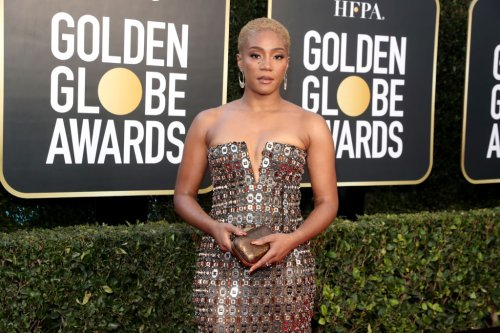 Tiffany Haddish's Short Buzz Cut Maybe Coming To Daytime Television
