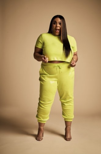 Nina Parker Is Creating Stylish Space For Plus Size Women With Her Macy's Collection