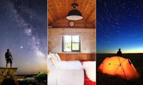 7 secluded staycations for unparalleled views of the stars
