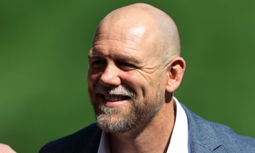 Mike Tindall looks unrecognisable in 'cute' photo – and he has the best reaction to it