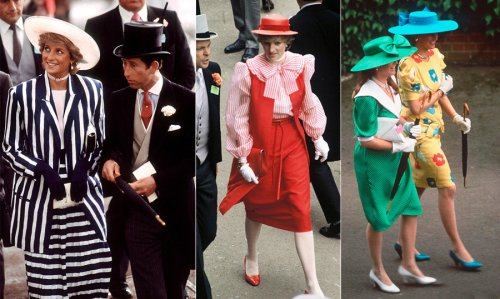 All of Princess Diana's best Royal Ascot looks over the years - HELLO! Canada