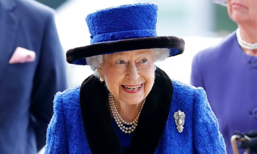 The Queen turns down award about her age: 'You're only as old as you feel'
