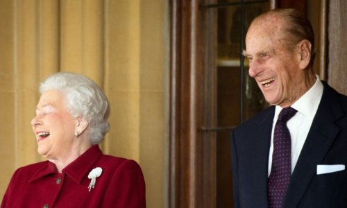 Prince Philip once refused to accept a picture of the Queen - see his funny remark