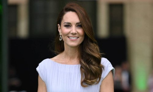 Kate Middleton shows no sign of nerves as she confidently gives speech at Earthshot Prize awards