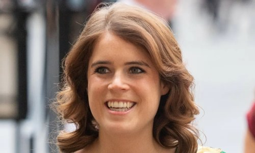 Princess Eugenie wore the prettiest floral dress for her candid Instagram chat