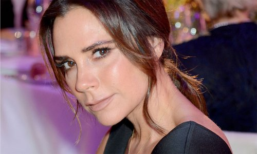 Victoria Beckham's birthday cake is more indulgent than you'd expect