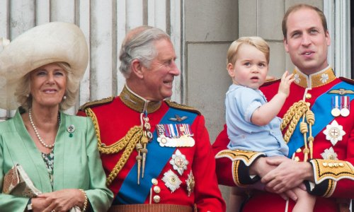 Prince Charles and Camilla's touching birthday message to Prince William revealed