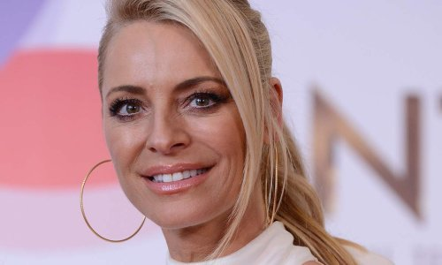 Tess Daly stuns in waist-cinching jumpsuit – and fans spot fashion mishap