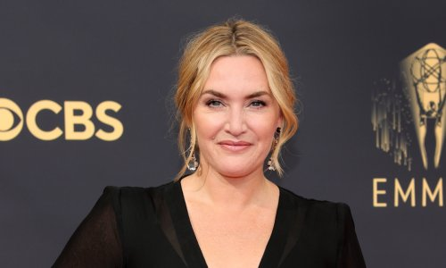 Kate Winslet wows in a dreamy LBD as she reveals her post-Emmys celebration plans