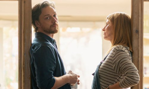 James McAvoy and Sharon Horgan's new lockdown family drama sounds like a must-watch