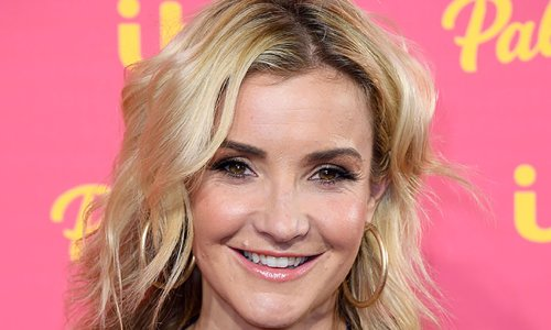 Countryfile's Helen Skelton wows in plunging swimsuit in latest poolside snap