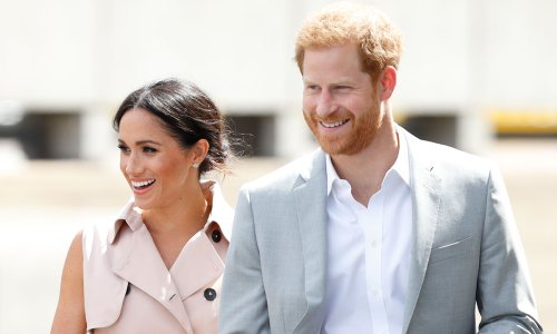 Prince Harry and Meghan Markle's incredible gift on Archie's birthday revealed
