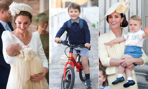 10 little-known facts about Prince Louis
