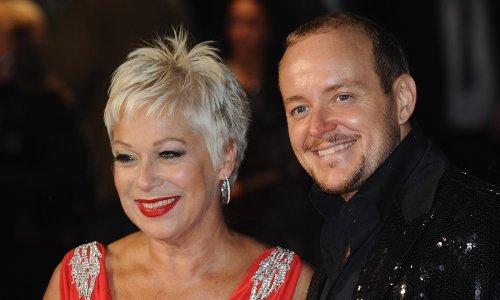 Denise Welch has the best response as husband celebrates joyous news