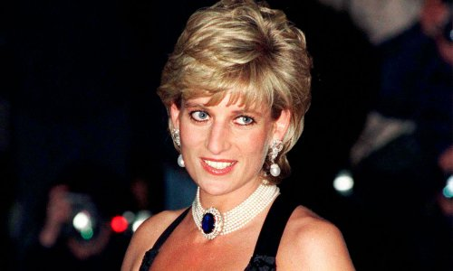 Princess Diana's sapphire collection valued at an unbelievable £20million