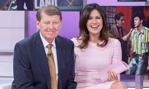 Susanna Reid's co-host Bill Turnbull shares rare update on battle with terminal cancer