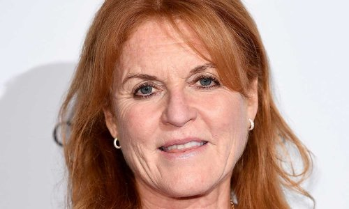 Sarah Ferguson shares uplifting message on how to cope with grief
