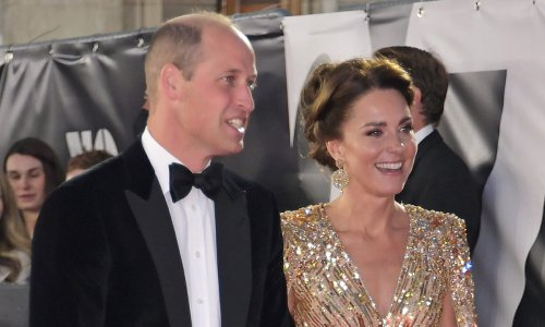 Prince William and Kate Middleton host postponed reception to mark Princess Diana's statue