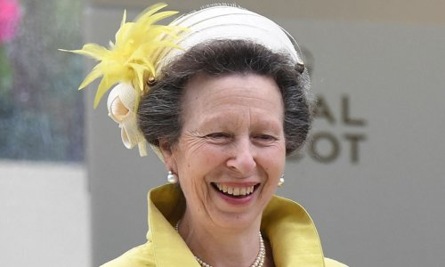 Princess Anne surprises in brightest jacket for latest outing - and looks seriously stylish