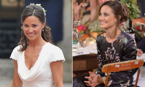Discover new mum Pippa Middleton's typical day on a plate