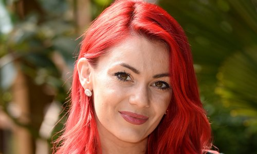 Strictly's Dianne Buswell looks unrecognisable with brown hair in throwback photo