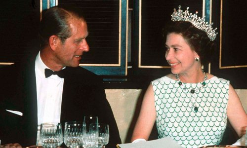 How Prince Philip broke with convention at royal banquets – and we love him for it