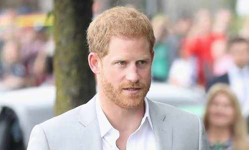 Prince Harry reportedly arrives back in the United Kingdom ahead of the funeral of grandfather Prince Philip