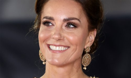 Kate Middleton's Christmas party outfit revealed? And it's a sequin special