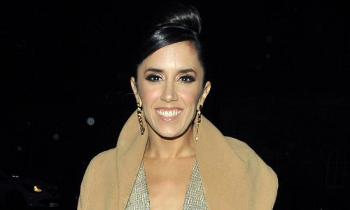 Janette Manrara's Ascot outfit has to be seen to be believed