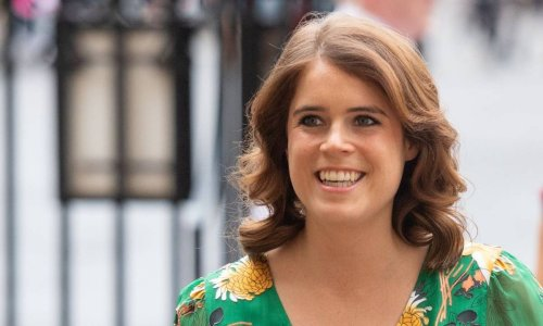 Princess Eugenie wears gorgeous Peter Pilotto dress for wedding in Italy