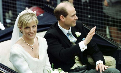 Sophie Wessex's gleaming £105k engagement ring has Princess Diana link – details