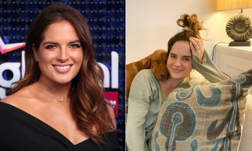 Binky Felstead's giant engagement ring is just like Pippa Middleton's