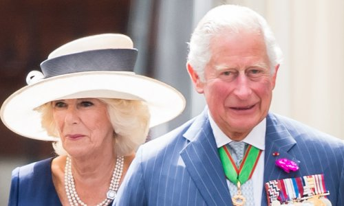Prince Charles and Duchess Camilla comment on closure of Clarence House