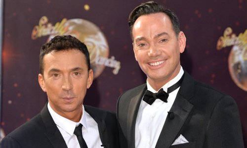 Strictly's Craig Revel Horwood and Bruno Tonioli team up for brand new show