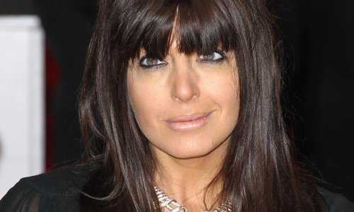 Strictly's Claudia Winkleman dazzles in white outfit for first live show