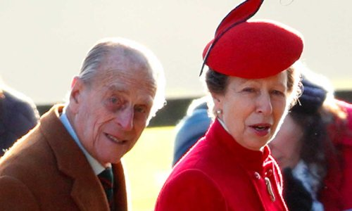 Princess Anne reveals 'life will be completely different' without father Prince Philip
