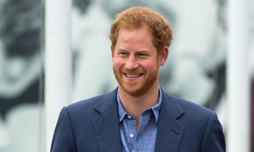Prince Harry's exciting news after memoir announcement