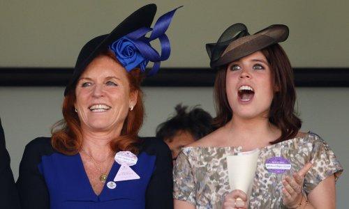 Princess Eugenie shares stunning photo of mum Sarah Ferguson on special day