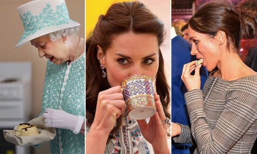 Royal afternoon tea habits! Kate Middleton, Duchess Camilla, The Queen & more's favourite treats