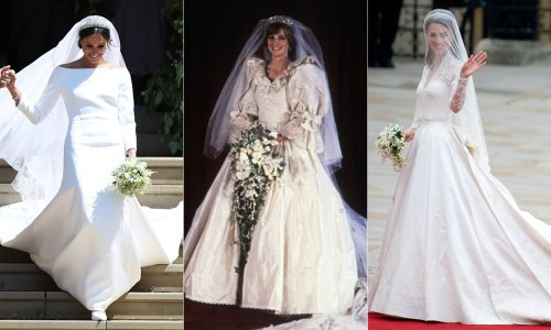 Princess Diana's wedding tradition that royal brides Kate and Meghan missed out on
