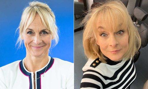 BBC Breakfast's Louise Minchin sparks fan reaction with 'post lockdown 3' transformation