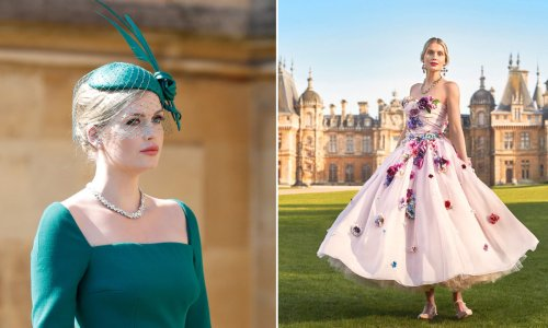 Lady Kitty Spencer speaks honestly about Prince Harry and Meghan Markle's royal wedding