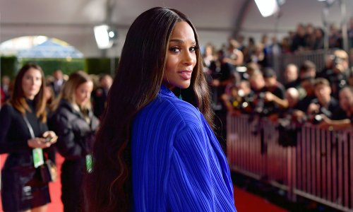 Ciara sparks huge fan reaction with 'goddess' bedroom photo