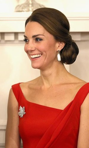 Kate's Preen dress from Canada tour available for $110 - HELLO! Canada