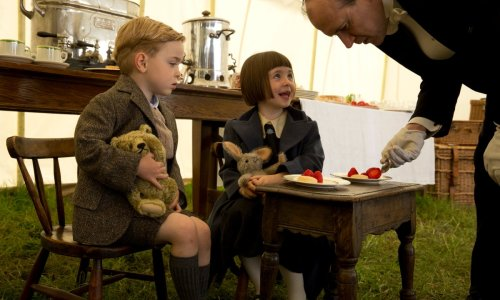 The Downton Abbey children are all grown up! See the sweet photos