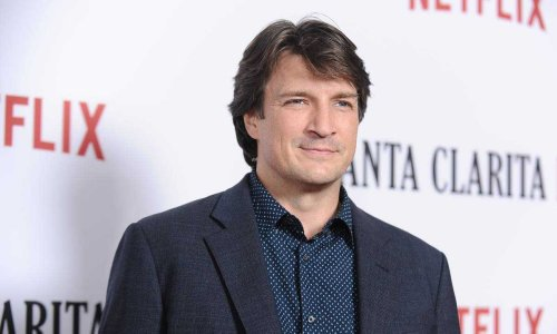 Nathan Fillion leaves fans amazed by seriously shredded physique